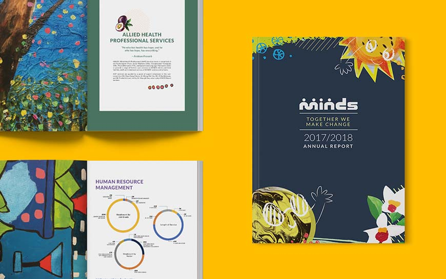 MINDS Annual Report