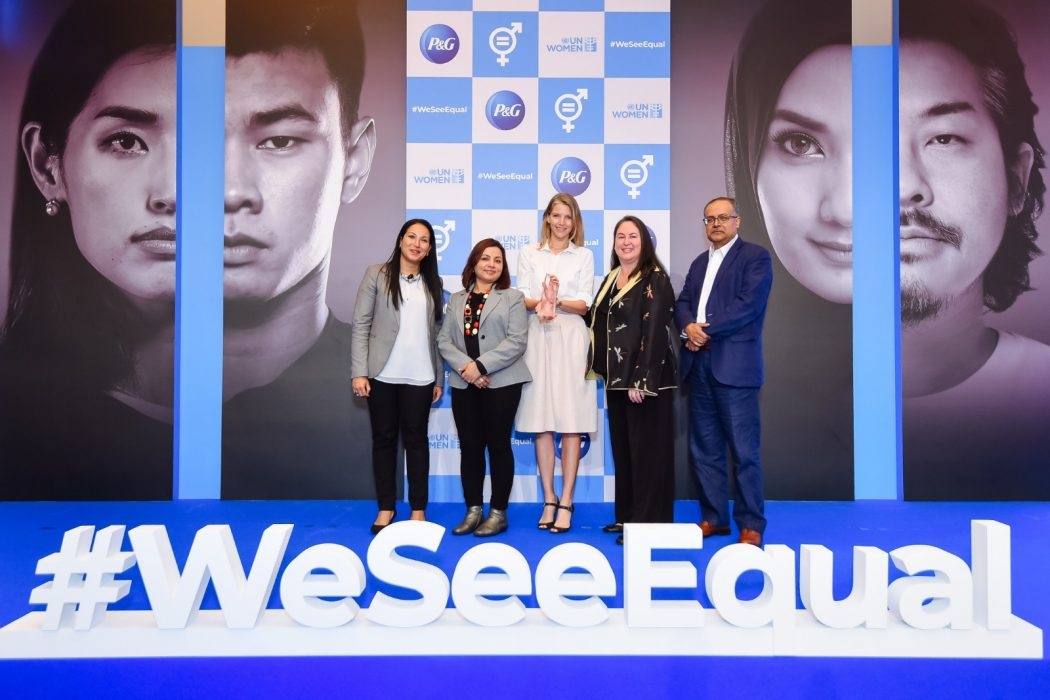 Lime Agency P&g 2019 Weconnect International Graduation Ceremony