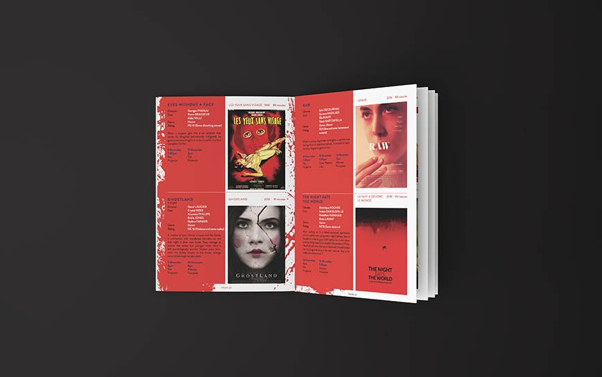 French Film Festival 2018 Singapore Booklet