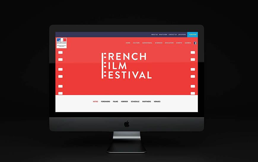 French Film Festival 2018 Singapore Website