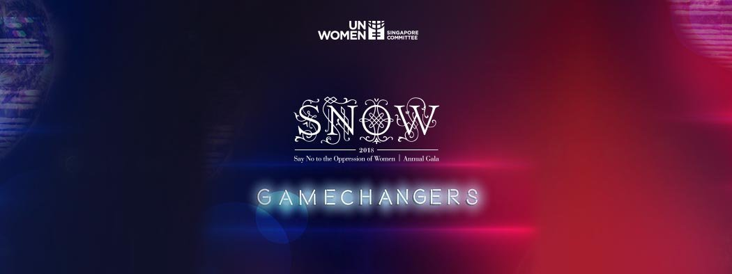 UN Women Singapore SNOW Gala 2018
