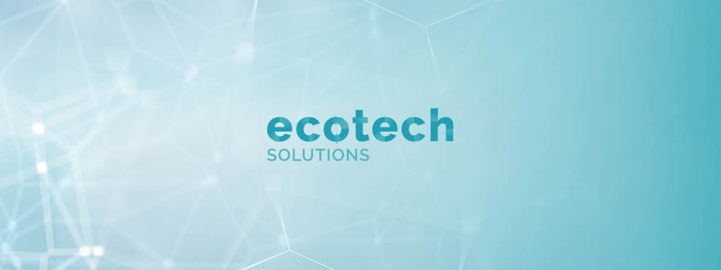 ecotech solutions branding and website