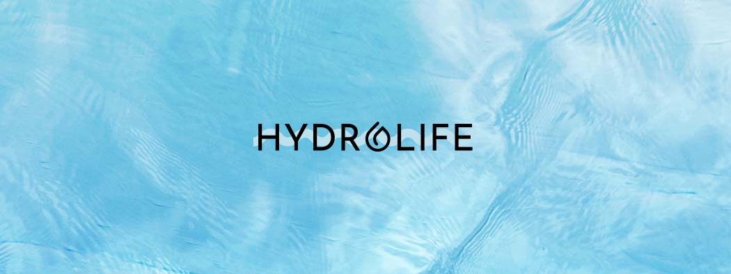 Hydrolife elderly physiotherapy branding