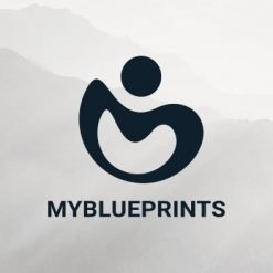 Myblueprints coaching branding and website