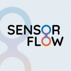 sensorflow energy management branding and website