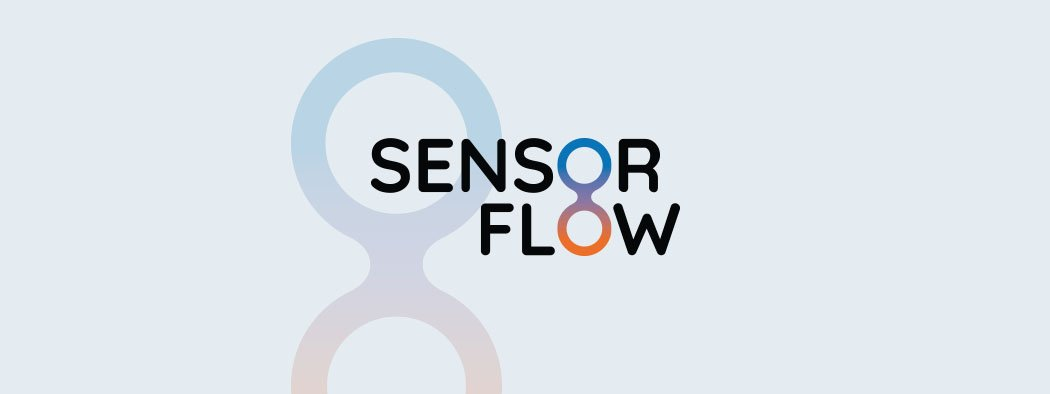 sensorflow energy management branding and website