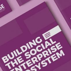 raiSE Singapore Annual Report Design