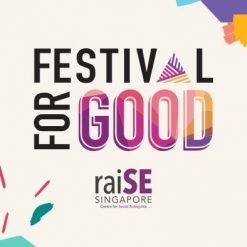 Festival For Good 2017 branding and social media