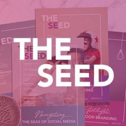 raise the seed toolkit branding and content