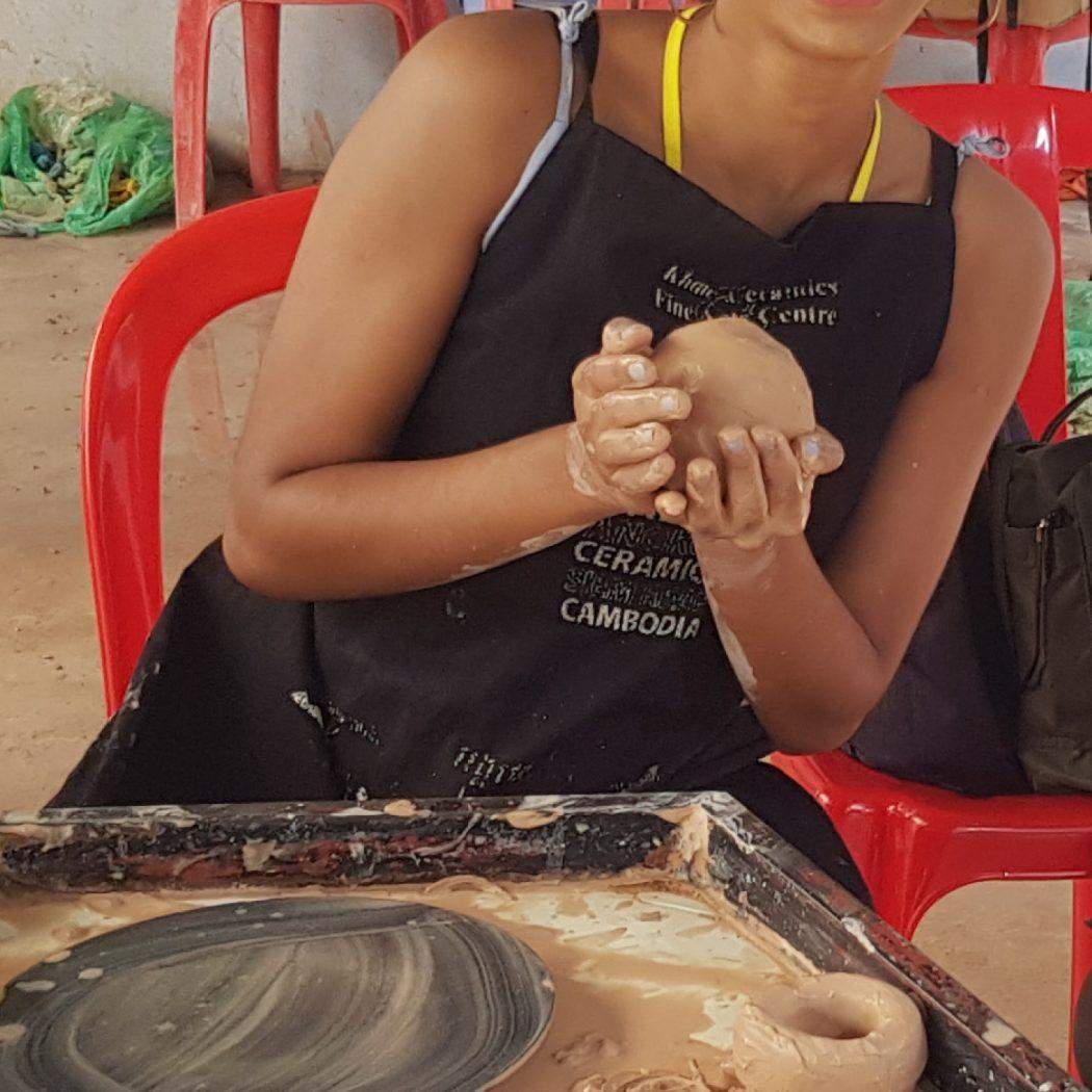Pottery Making 01