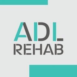 ADL Rehab Branding