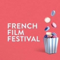 French Film Festival Branding