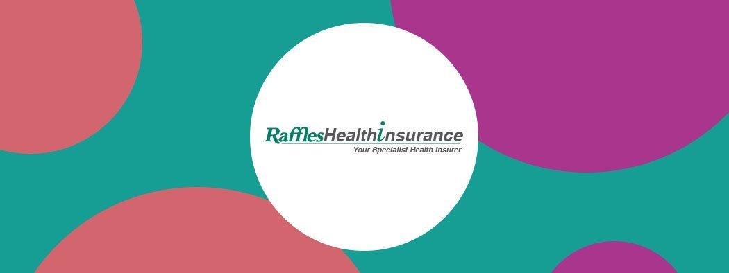 Raffles Health Insurance branding