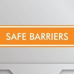 Safe Barriers Branding