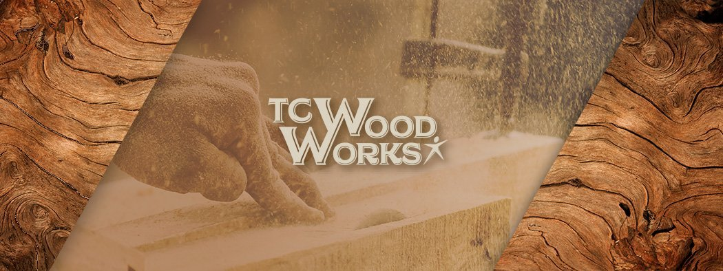 TC Woodworks Branding