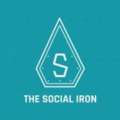 The Social Iron Branding and Website