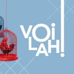 Voilah 2019 Festival Branding