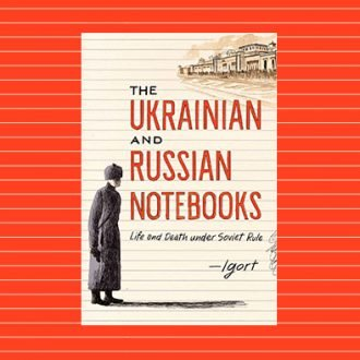 The Ukrainian and Russian graphic novelsNotebooks.