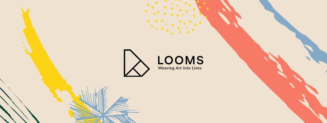 The Looms Workshop Branding