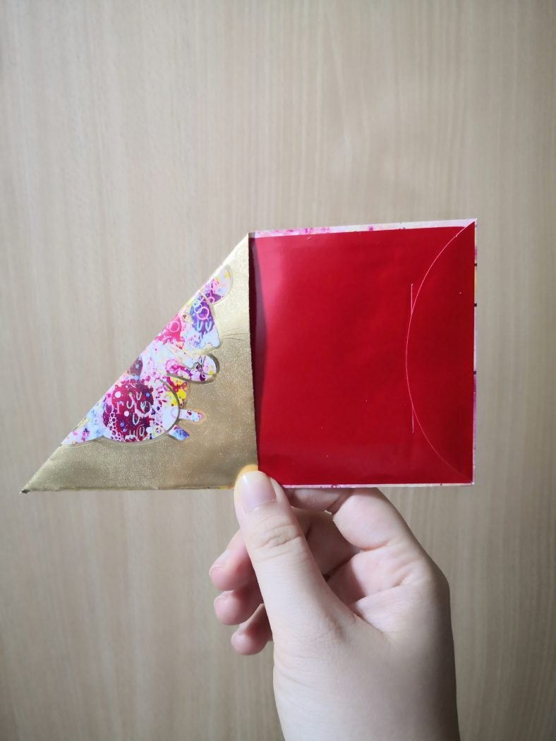 step1 fold