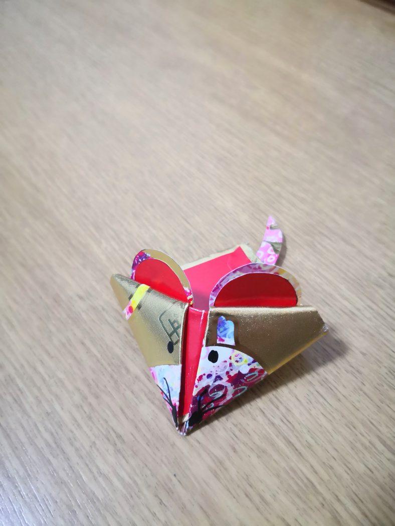 DIY ang pow rat