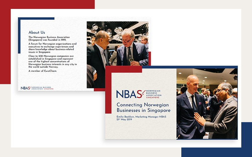 NBAS Rebranding
