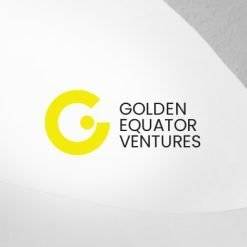 Golden Equator Ventures Branding