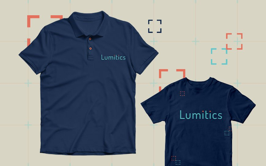Lumitics Food Waste Solution Tshirt Design