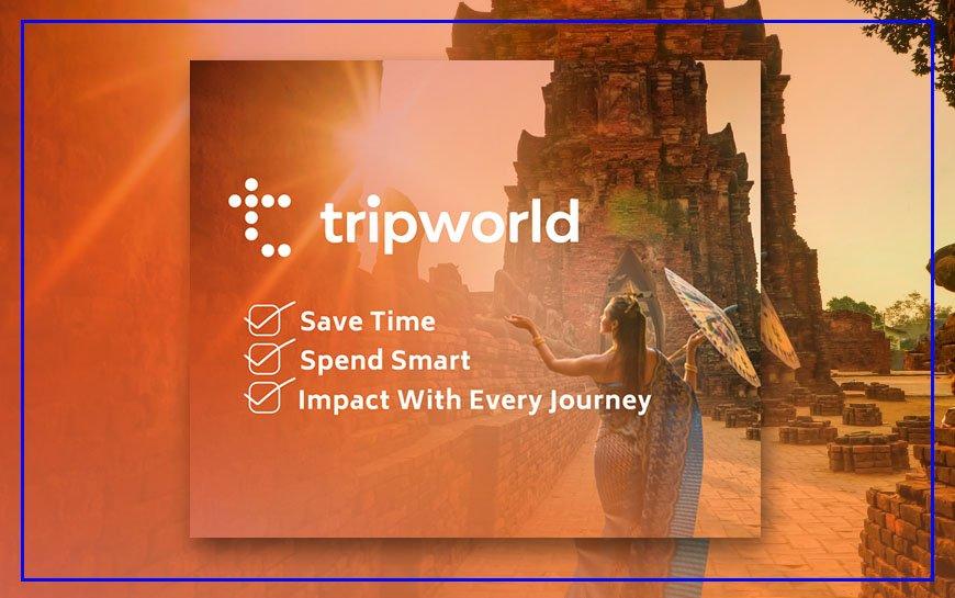Tripworld Travel Community Branding