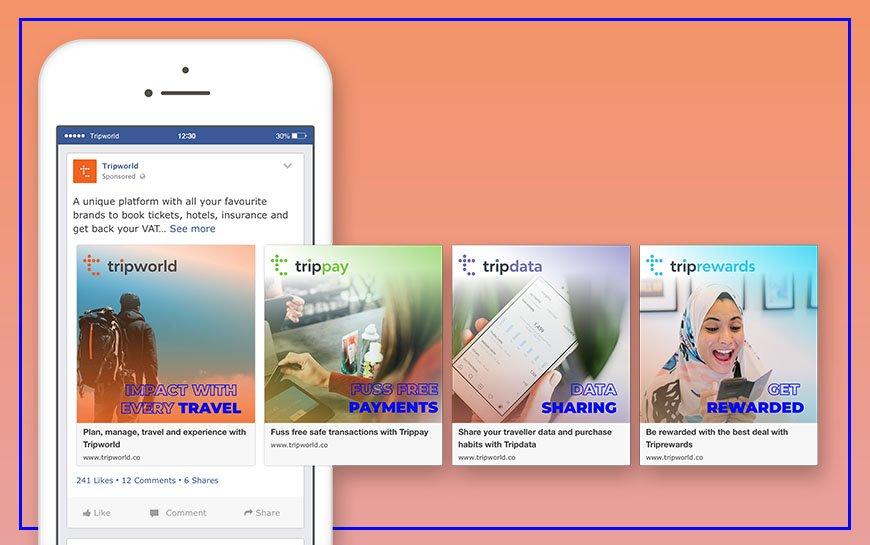 Tripworld Travel Community Social Media