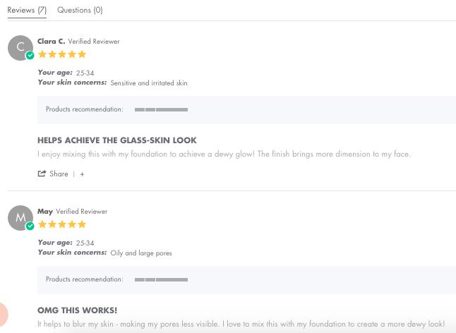 skininc review