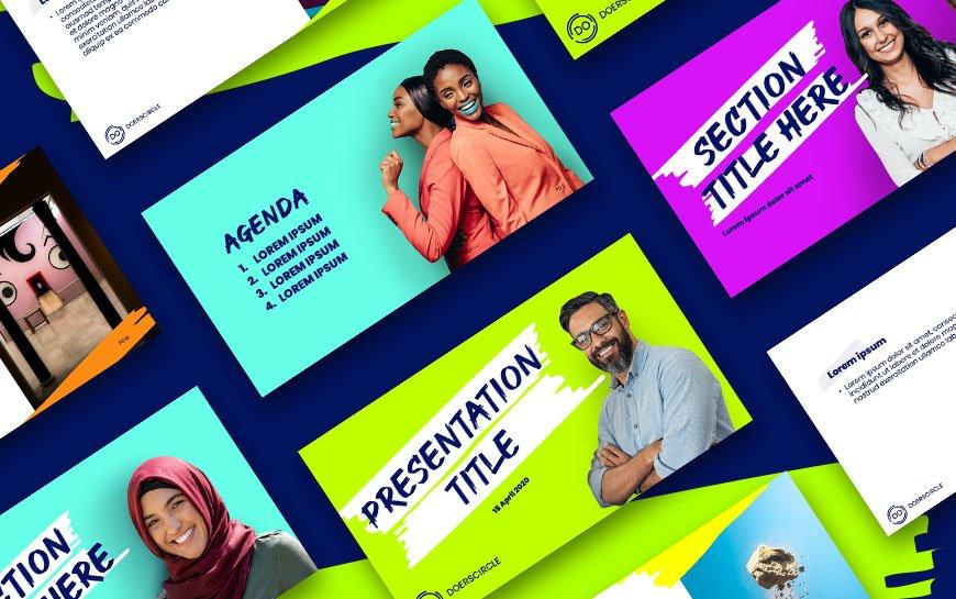 Doerscircle Branding Powerpoint
