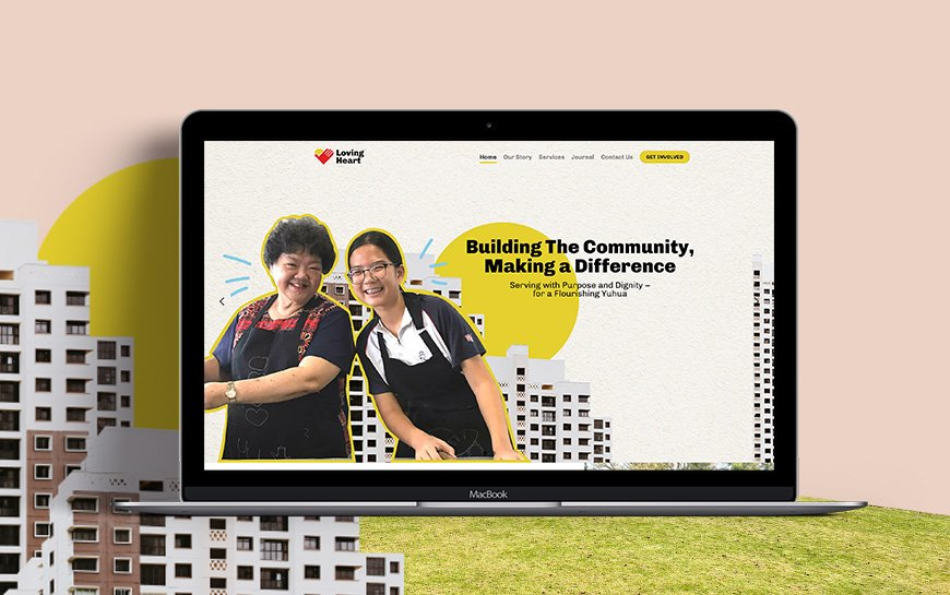Loving Heart Msc Jurong East Website