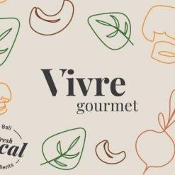 Vivre Gourmet Branding and Packaging